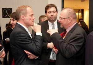 50 Jahre Elysée-Vertrag - SPD-Fraktionsempfang am 22.01.2013 Bildquelle: Andreas Amann