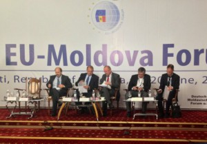 3. EU-Moldau Forum in Balts/Moldau